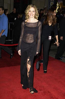 Premiere: Christina Moore at the LA premiere of Touchstone's Bringing Down the House - 3/2/2003