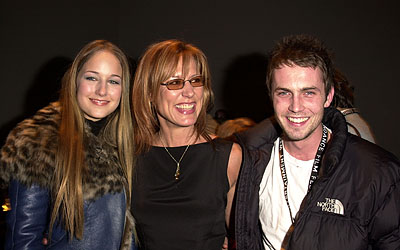 Leelee Sobieski, Christine Lahti and Desmond Harrington Sundance Film Festival Opening Night Party 1/18/2001