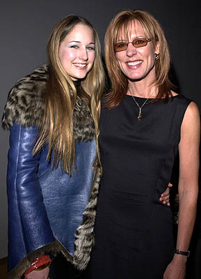 Leelee Sobieski and Christine Lahti Sundance Film Festival Opening Night Party 1/18/2001