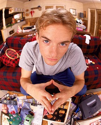 Christopher Masterson as Francis on Fox's Malcolm In The Middle