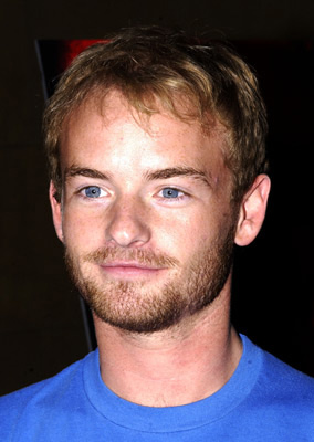 Premiere: Christopher Masterson at the LA premiere of Lions Gate's Cabin Fever - 8/8/2003