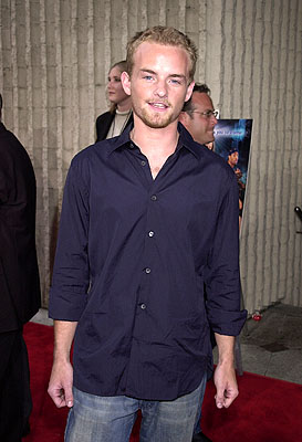 Premiere: Christopher Masterson at the Westwood premiere of Dimension's Scary Movie 2 - 7/2/2001