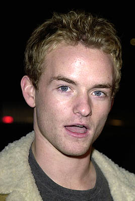 Premiere: Christopher Masterson at the Beverly Hills premiere of USA Films' Traffic - 12/14/2000