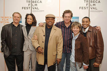 David Rasche, Anne-Marie Johnson, Charles S. Dutton, Christopher McDonald, Jonathan Lipnicki and Corey Parker Robinson The L.A. Riot Spectacular premiere - Tribeca Film Festival April 25, 2005 - New York, NY Christopher McDonald