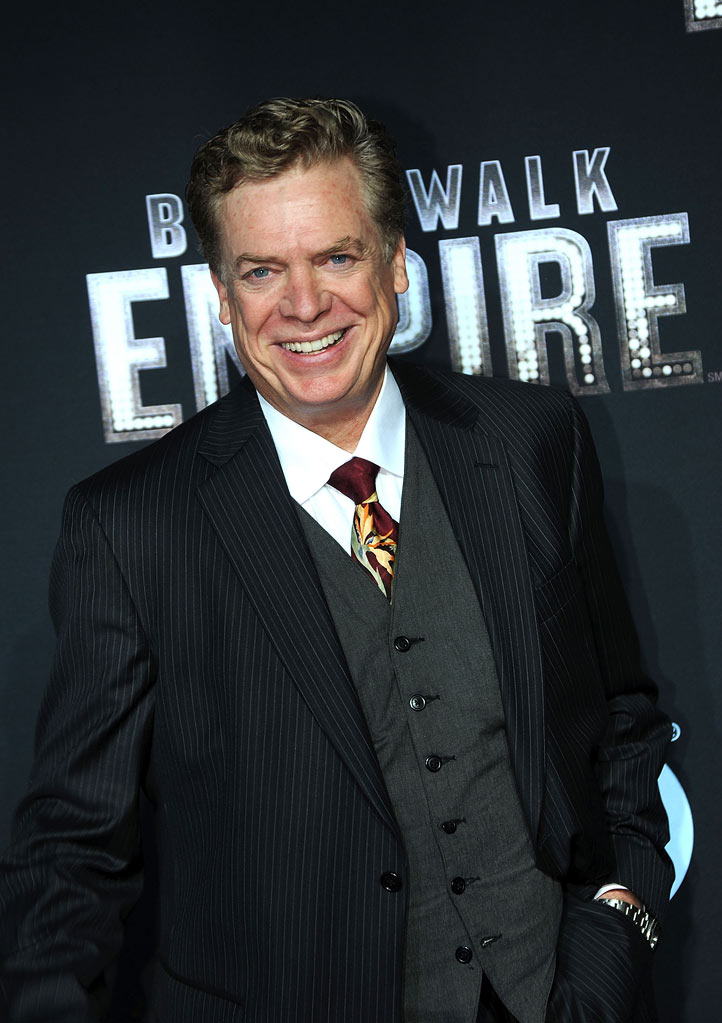 "Christopher McDonald attends the premiere of ""Boardwalk Empire"" at the Ziegfeld Theatre on September 15, 2010, in New York City."