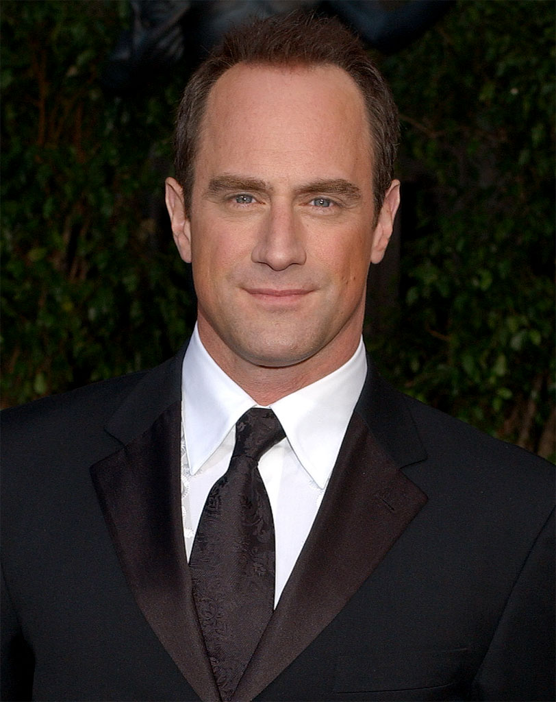 Chris Meloni at the 12th Annual Screen Actors Guild Awards on January 29, 2006