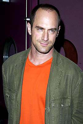 Premiere: Christopher Meloni at a New York screening of MGM's Bandits - 9/25/2001