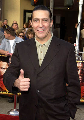 Premiere: Ciaran Hinds at the LA premiere of Paramount's The Sum of All Fears - 5/29/2002 Ciarán Hinds