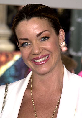 Premiere: Claudia Christian at the Los Angeles premiere of Disney's Atlantis: The Lost Empire - 6/6/2001