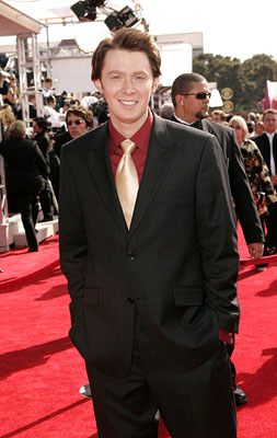 Clay Aiken Emmy Awards Arrivals - 9/18/2005