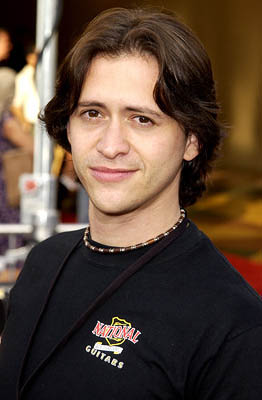Premiere: Clifton Collins Jr. at the LA premiere of Paramount's The Sum of All Fears - 5/29/2002