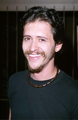 Premiere: Clifton Collins Jr. at the Egyptian Theatre premiere of Artisan's Requiem For A Dream - 10/16/2000