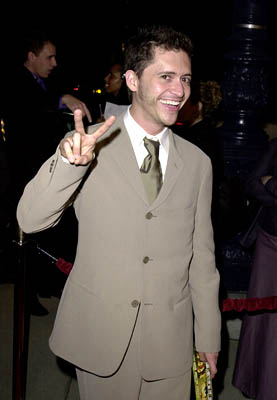 Premiere: Clifton Collins Jr. at the Beverly Hills premiere of USA Films' Traffic - 12/14/2000