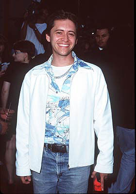 Premiere: Clifton Collins Jr. at the Hollywood premiere of New Line Cinema's Blade - 8/20/1998