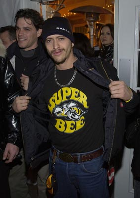 Clifton Collins Jr. 1/16/2004 Sundance Film Festival