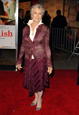 Premiere: Cloris Leachman at the Westwood premiere of Columbia Pictures' Spanglish - 12/9/2004