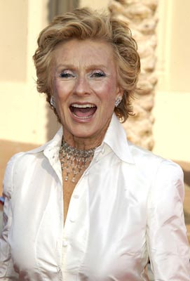 Cloris Leachman Emmy Creative Arts Awards - 9/13/2003