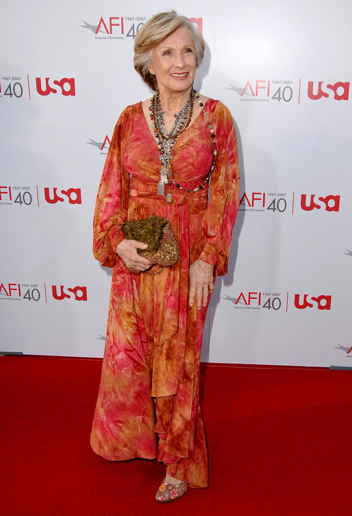 Cloris Leachman at the 35th Annual AFI Life Achievement Award: A Tribute to Al Pacino.
