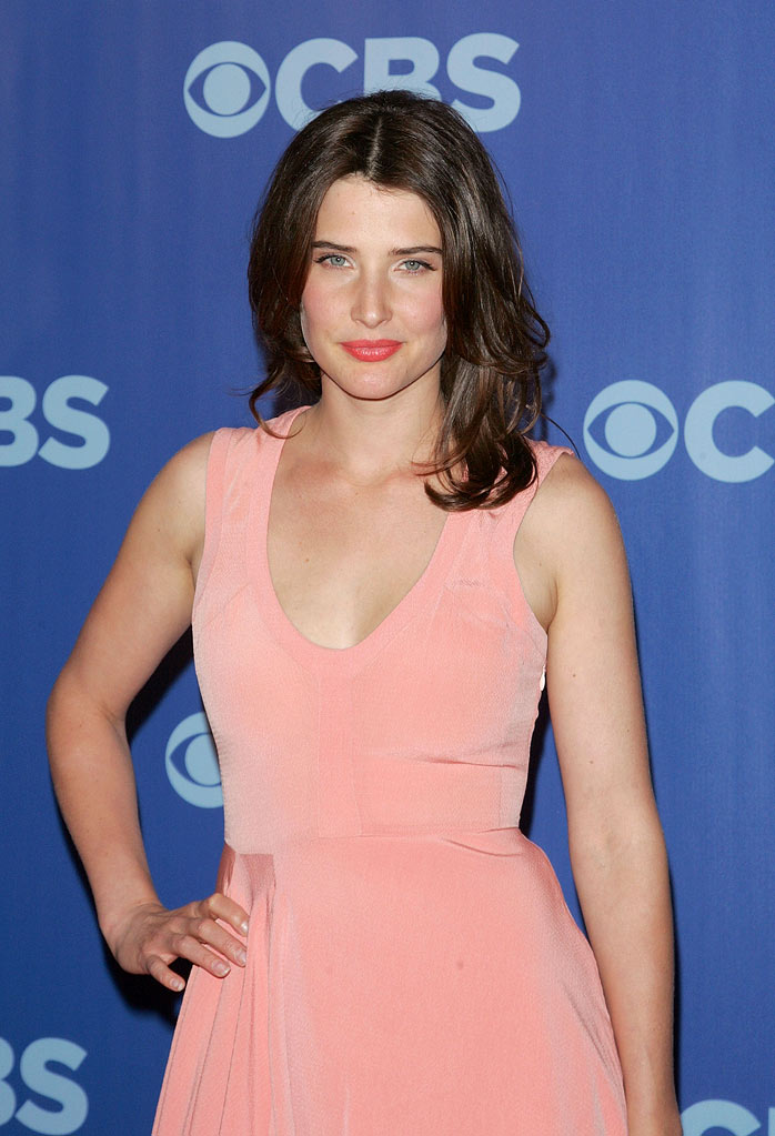 "Cobie Smulders (""[ytv show id=38167]How I Met Your Mother[/ytvshow]"") attends the 2010 CBS Upfront at The Tent at Lincoln Center on May 19, 2010 in New York City."