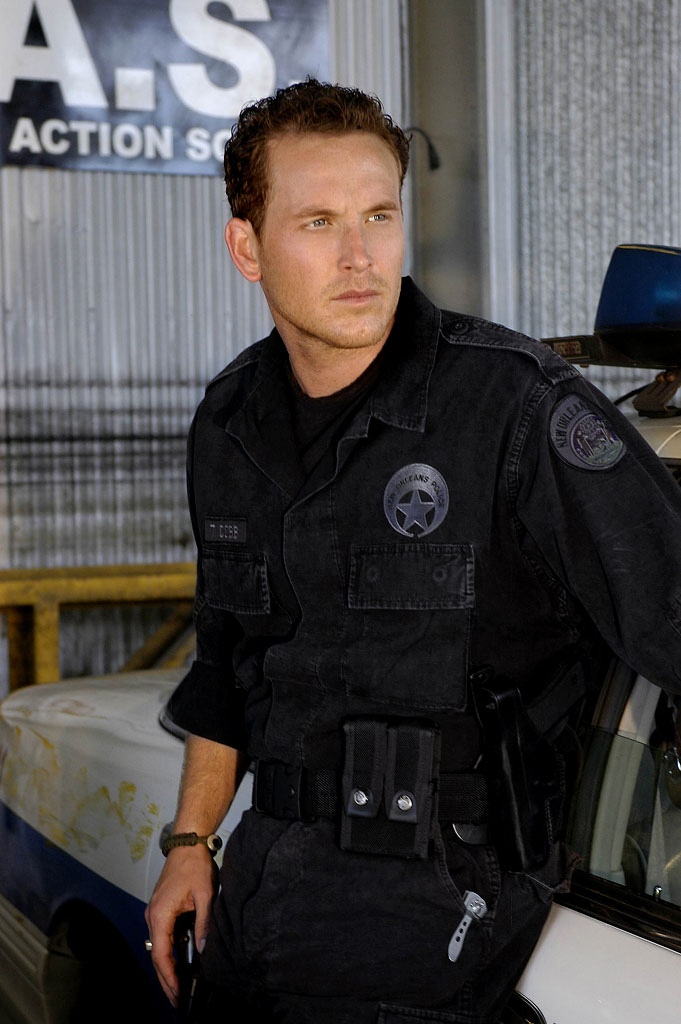 Cole Hauser stars as Trevor Cobb in K-Ville.