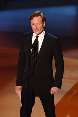 Conan O'Brien Emmy Awards - 9/18/2005