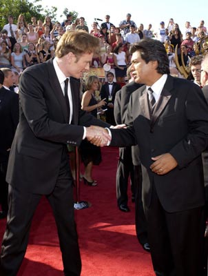 Conan O'Brien, George Lopez 55th Annual Emmy Awards - 9/21/2003