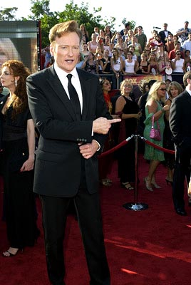 Conan O'Brien 55th Annual Emmy Awards - 9/21/2003