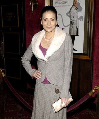Premiere: Constance Marie at the New York premiere of MGM/Columbia Pictures' The Pink Panther - 2/6/2006