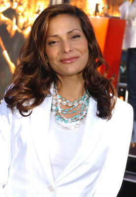 Premiere: Constance Marie at the Hollywood premiere of Warner Bros. Pictures' Batman Begins - 6/6/2005