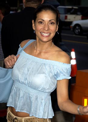 Premiere: Constance Marie at the Beverly Hills premiere of Paramount's Serving Sara - 8/20/2002