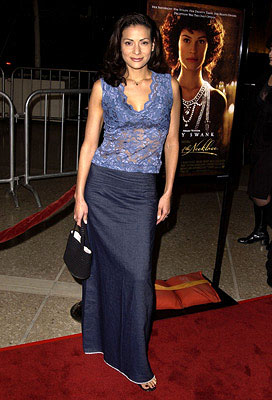 Premiere: Constance Marie at the Century City premiere of The Affair of the Necklace - 11/20/2001