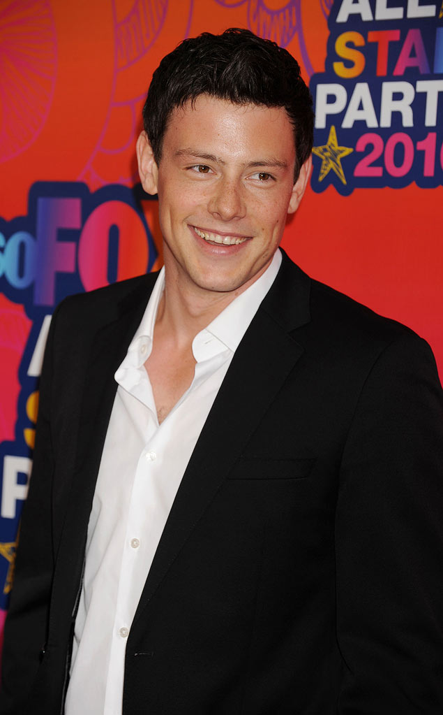 """Glee's"" Cory Monteith arrives at the Fox 2010 Summer TCA All-Star Party on August 2, 2010 in Santa Monica, California."