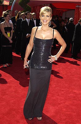 Courtney Thorne-Smith 55th Annual Emmy Awards - 9/21/2003