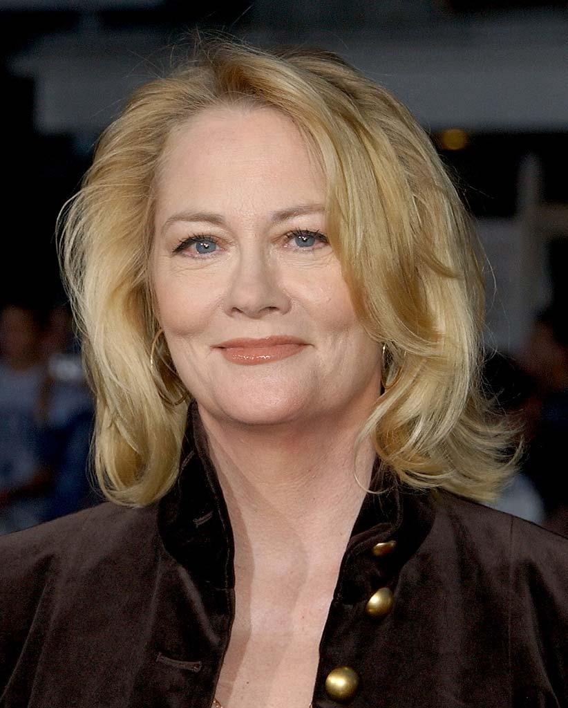 "Cybill Shepherd arrives at ""The Heartbreak Kid"" premiere."