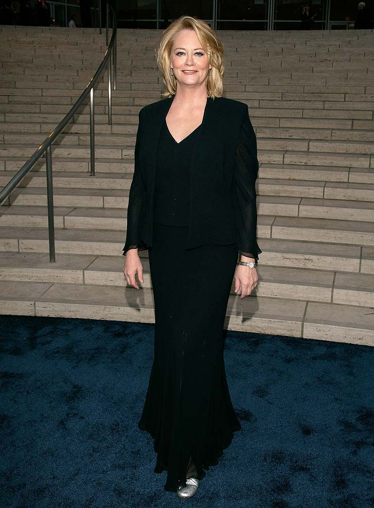 Cybill Shepherd attends the Los Angeles Philharmonic Gala at the Walt Disney Concert Hall.