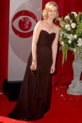 Cynthia Nixon 57th Annual Emmy Awards Arrivals - 9/18/2005