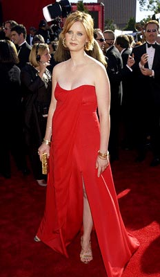 Cynthia Nixon Emmy Awards - 9/22/2002