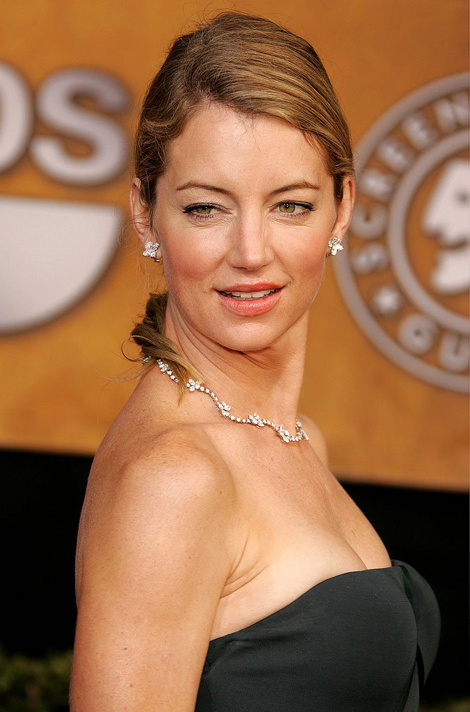 Cynthia Watros at the12th Annual Screen Actors Guild Awards.