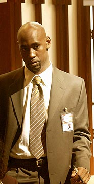 D.B. Woodside as Wayne Palmer Fox's 24