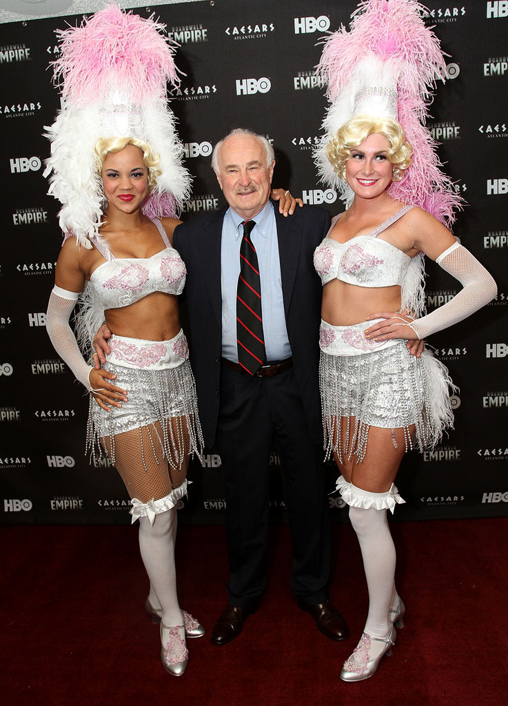 "Dabney Coleman attends HBO's ""Boardwalk Empire"" Series Premiere party in AC at Caesars Atlantic City on September 16, 2010, in Atlantic City, New Jersey."