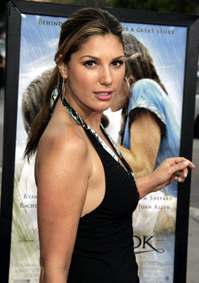 Premiere: Daisy Fuentes at the Los Angeles premiere of New Line's The Notebook - 6/21/2004