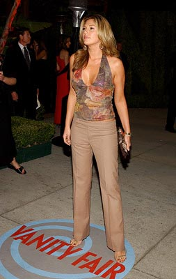 Daisy Fuentes Vanity Fair Party 76th Academy Awards - 2/29/2004