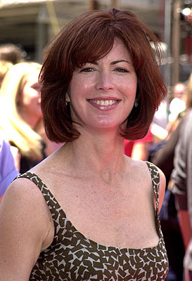 Premiere: Dana Delany at the Hollywood premiere of Walt Disney's The Princess Diaries - 7/29/2001