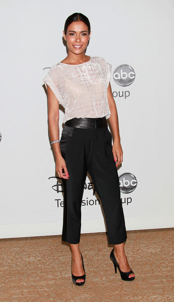 """My Generation's"" Daniella Alonso arrives at the Disney/ABC Television 2010 TCA Summer Press Tour on August 1, 2010 in Beverly Hills, California."
