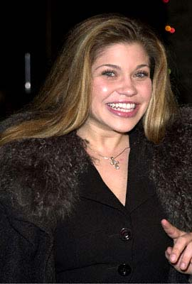 "Premiere: ""Boy Meets World"" star Danielle Fishel at the Universal Amphitheatre premiere of Universal's Dr. Seuss' How The Grinch Stole Christmas - 11/8/2000"