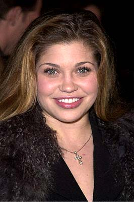Premiere: TV's Topanga Danielle Fishel at the Universal Amphitheatre premiere of Universal's Dr. Seuss' How The Grinch Stole Christmas - 11/8/2000