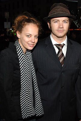 Premiere: Bijou Phillips and Danny Masterson at the Hollywood premiere of Columbia Pictures' Guess Who - 3/13/2005
