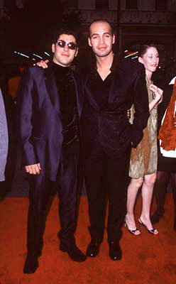 Premiere: Danny Nucci and Billy Zane at the premiere of Paramount's Titanic - 12/14/1997