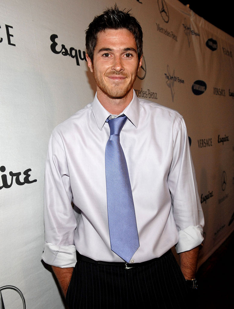 Dave Annable at Esquire Magazine's Unveiling of the 'Esquire House 360' with an Opening Night Celebration to Benefit 'The Art of Elysium.'