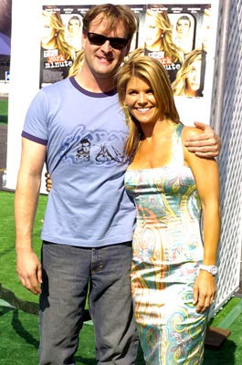 Premiere: Dave Coulier and Lori Loughlin at the world premiere of Warner Brothers' New York Minute - 5/1/2004